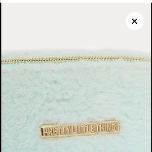 bd60a11ffa PrettyLittleThing Bags - NEW 🔥 Mint faux fur makeup bag! PrettyLittleThing